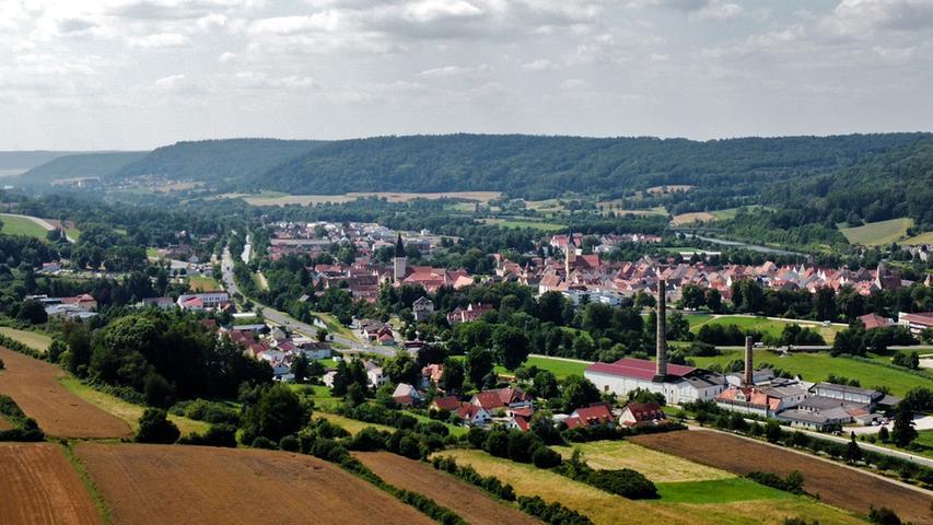 Berchinger Stadtrat verlängert Altstadtsanierung bis zum Jahr 2036