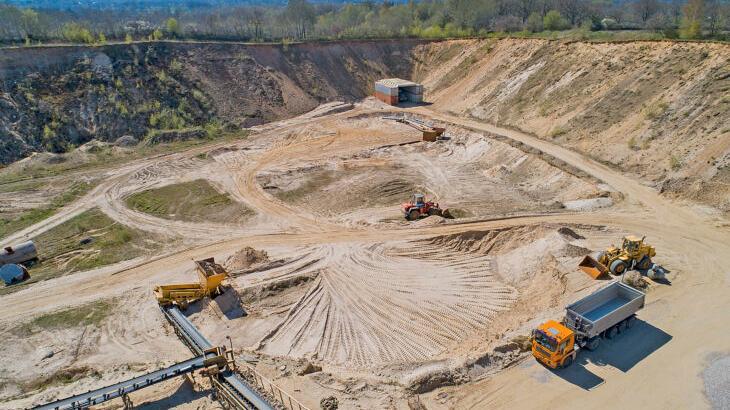 Nach der Einschätzung der Regierung von Mittelfranken ist der geplante Sandabbau bei Röthenbach zumindest vorerst vom Tisch.
