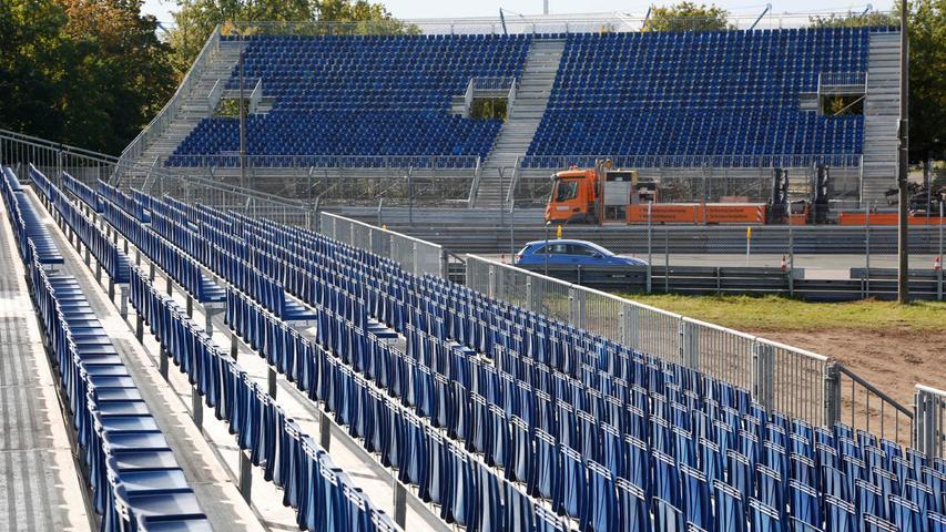 Die Veranstalter und die Stadt suchten daher nach einem neuen Termin - es wurde das zweite Oktober-Wochenende und damit der Abschluss der DTM-Saison. In Nürnberg wird also der Champion der ganzen Serie gekürt.