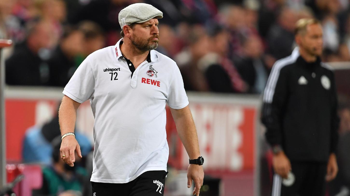 Für die einen möglicher Kanzler, für die anderen einfach nur ein guter Trainer. Steffen Baumgart besiegte die Fürther mit seinem FC jedenfalls.