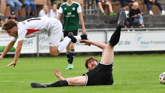 Kreisliga: Jetzt kommen nur noch Topspiele für die U23 des ATSV Erlangen