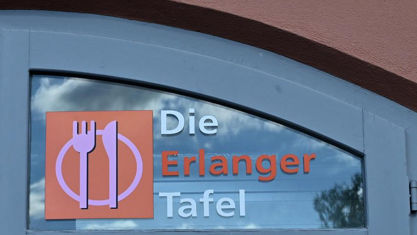 25 Jahre Tafel Erlangen: Gegen die Armut in einer reichen Stadt
