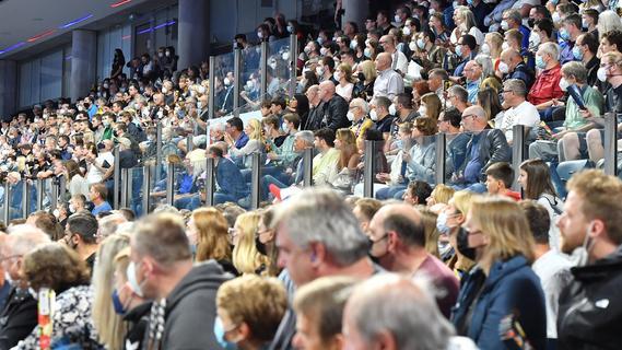 Maske weg, Abstand auch: Diese Regeln gelten beim Pokalspiel des HC Erlangen