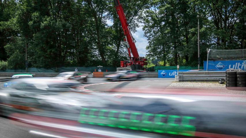 User-Umfrage zum Norisring: Sind Autorennen noch zeitgemäß?