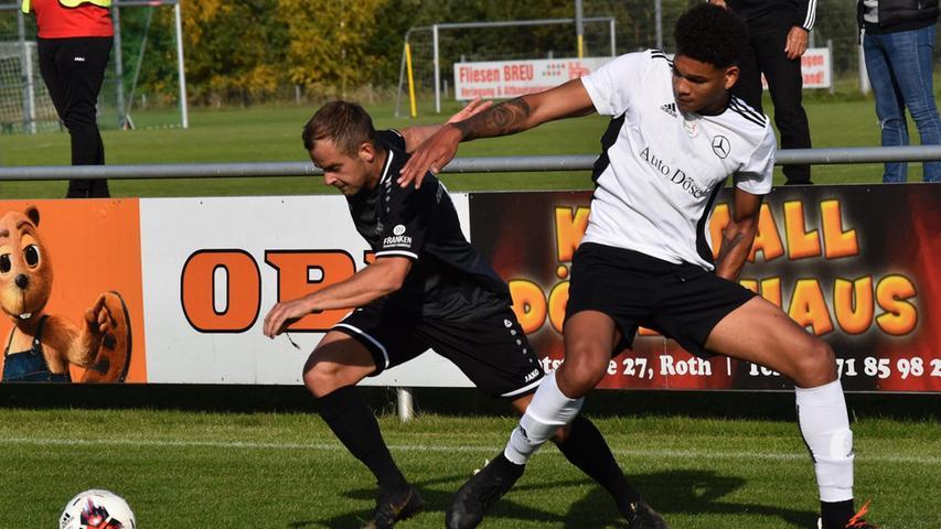 TSG Roth: Spiel verloren, neuen Trainer gefunden