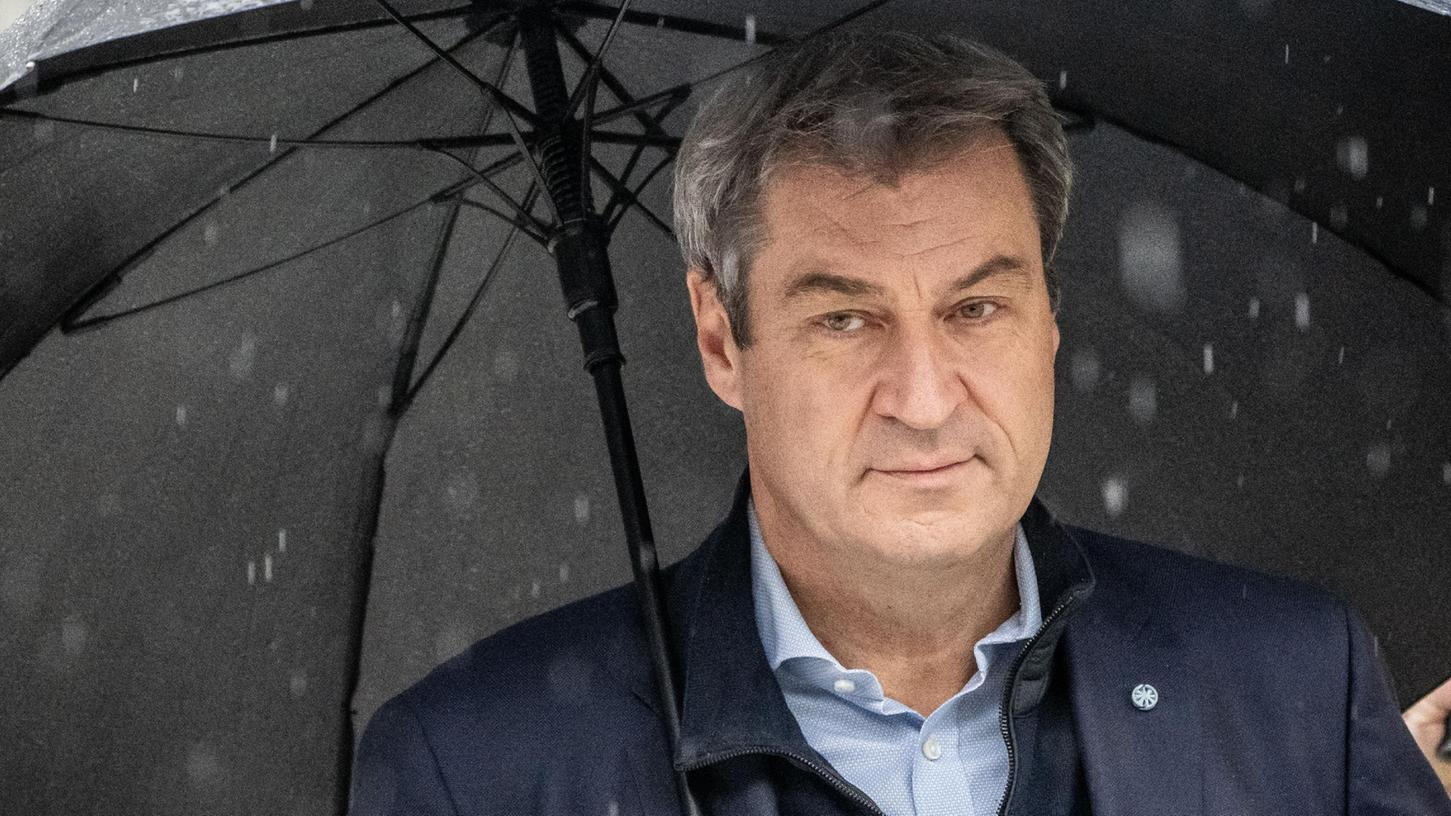 Markus Söder gilt als Hardliner in der Corona-Politik. Eine Entscheidung von der Staatsregierung hat der Verwaltungsgerichtshof jetzt kassiert.