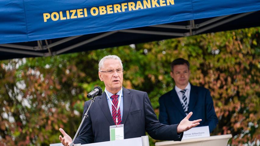 Bayerns Innenminister: