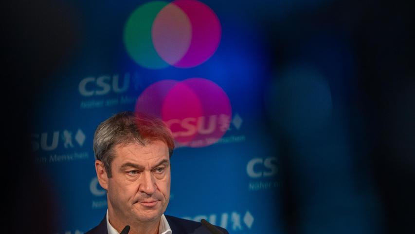 Nach Urteil zur Ausgangssperre: Twitter-Nutzer fordern Söders Rücktritt