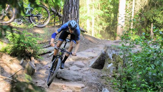 Neuer Mountainbike-Trail zwischen Treuchtlingen und Solnhofen