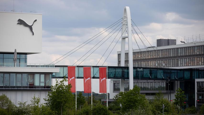 Puma Vision, seit 2017 als neuer Standort der Raubkatzen-Marke aufgebaut, hatte auch während den harten Pandemie-Zeiten Teile des jungen Teams in den Büros am Standort Hans-Maier-Straße in Herzogenaurach.