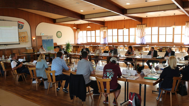 Bei der Klausurtagung des Kreisausschusses kamen die mittelfristigen Handlungsfelder der Landkreispolitik zur Sprache.