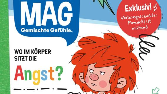 Pumuckl kann helfen: Landkreis weist auf Heft für Kinder und Eltern hin