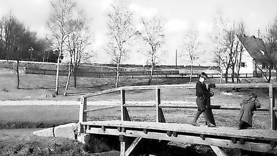 Fürther Fotorätsel: Über eine Brücke musst du geh'n