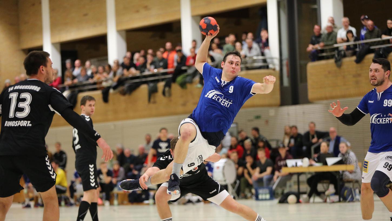 Nach 582 Tagen Zwangspause geht es wieder los mit dem Punktspielbetrieb für die Handballer der SG Auerbach/Pegnitz.
