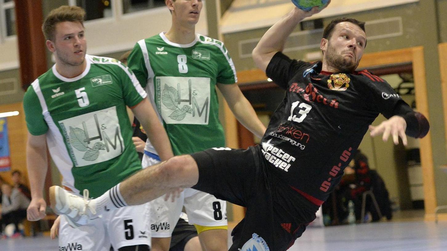 Eineinhalb Jahre haben der Brucker Leitwolf Mirko Scholten und seine Teamkollegen nicht mehr um Punkte gespielt und sind froh, dass es nun wieder losgeht.