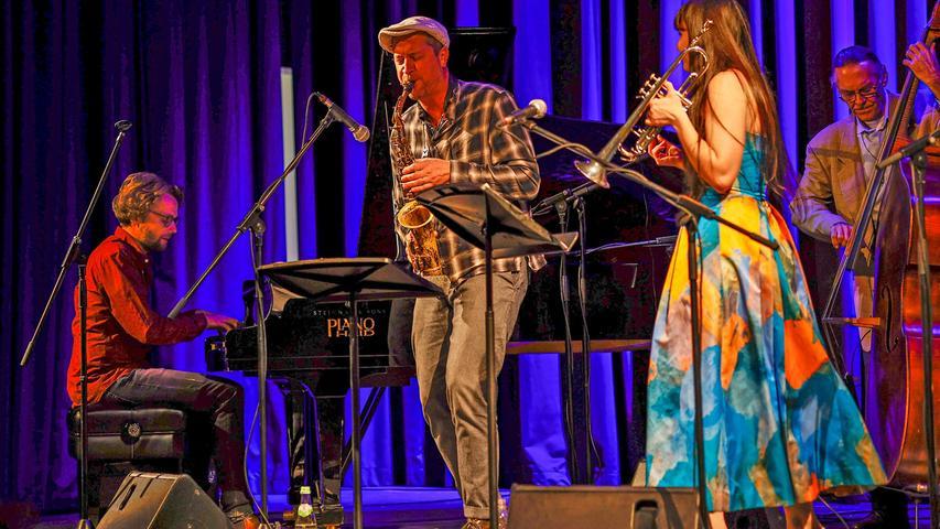Höchstadt: Feiner Jazz-Stoff für Kenner und Fans