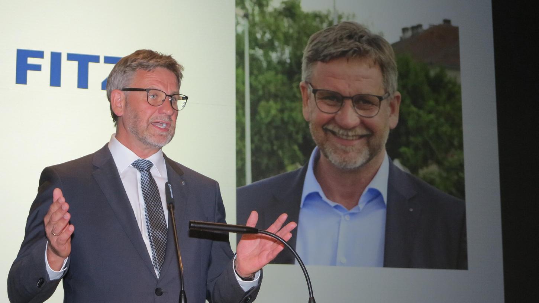 Engagiert und zielstrebig setzt sich Bürgermeister Karl-Heinz Fitz für Gunzenhausen ein. Heute feiert er seinen 60. Geburtstag.