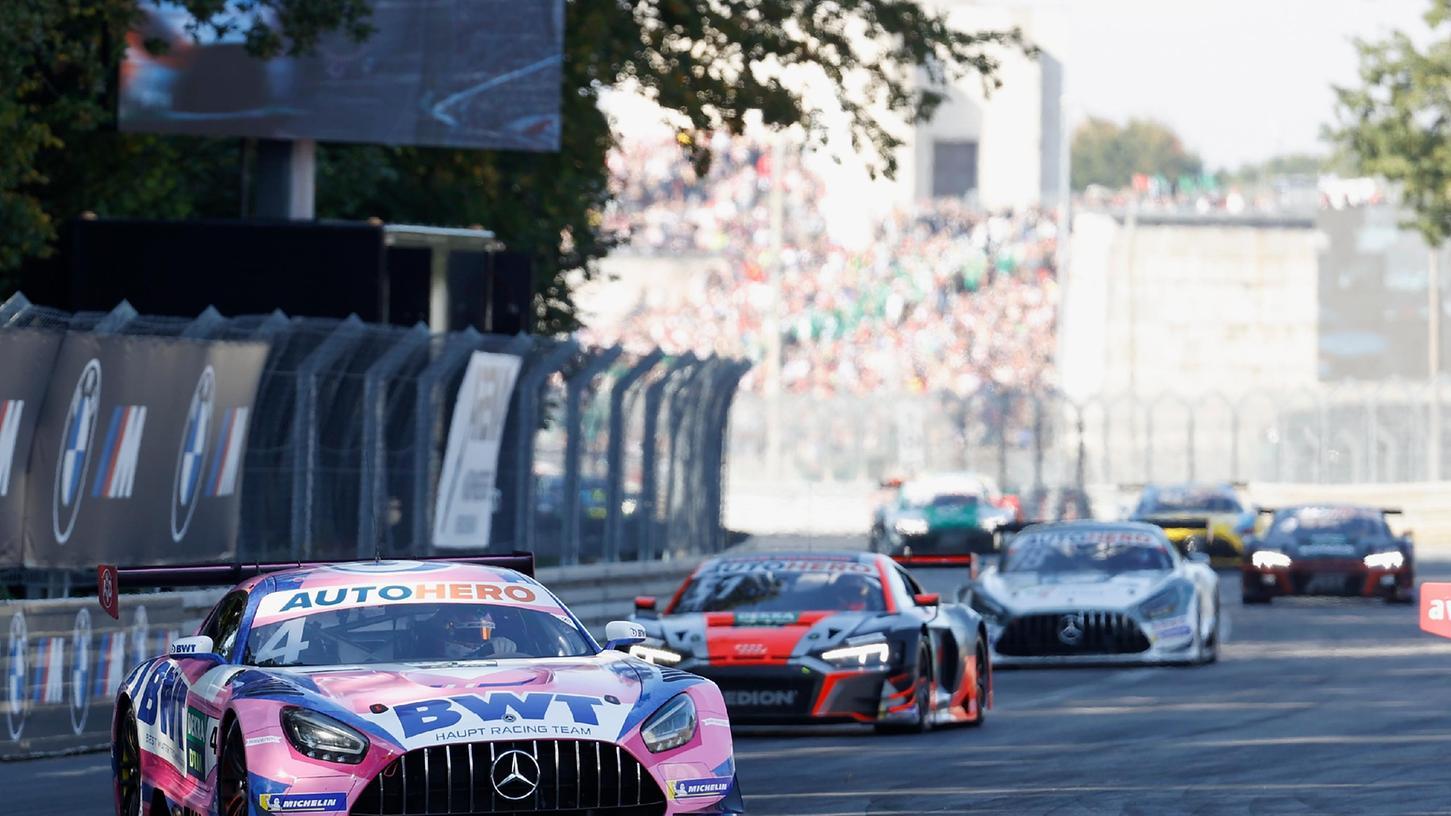 Die GT3-Wagen sind neu für die DTM, liefern aber ebenso packenden Motorsport. So soll es auch im kommenden Jahr sein.