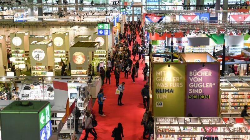 Buchmesse:Zwischen Corona-Regeln und Vorfreude
