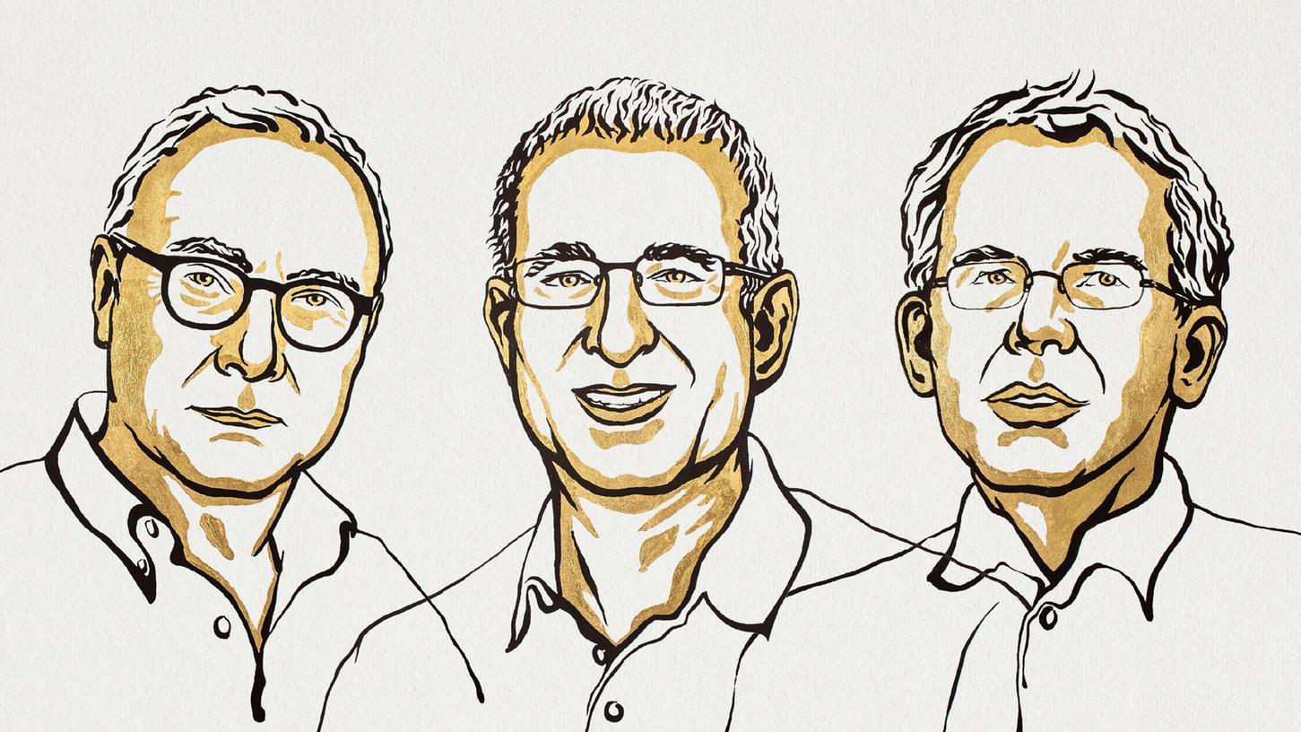 Der Nobelpreis für Wirtschaftswissenschaften geht in diesem Jahr an die Forscher David Card, Joshua Angrist und Guido Imbens.