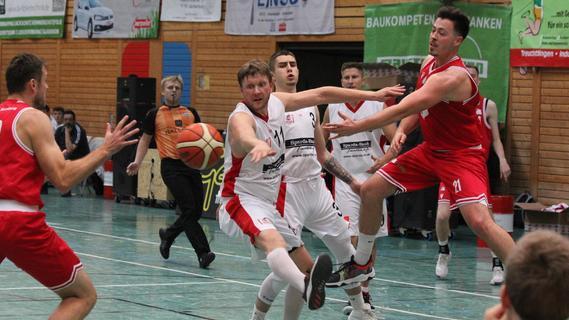 VfL-Baskets Treuchtlingen siegten im letzten Testspiel gegen Bamberg