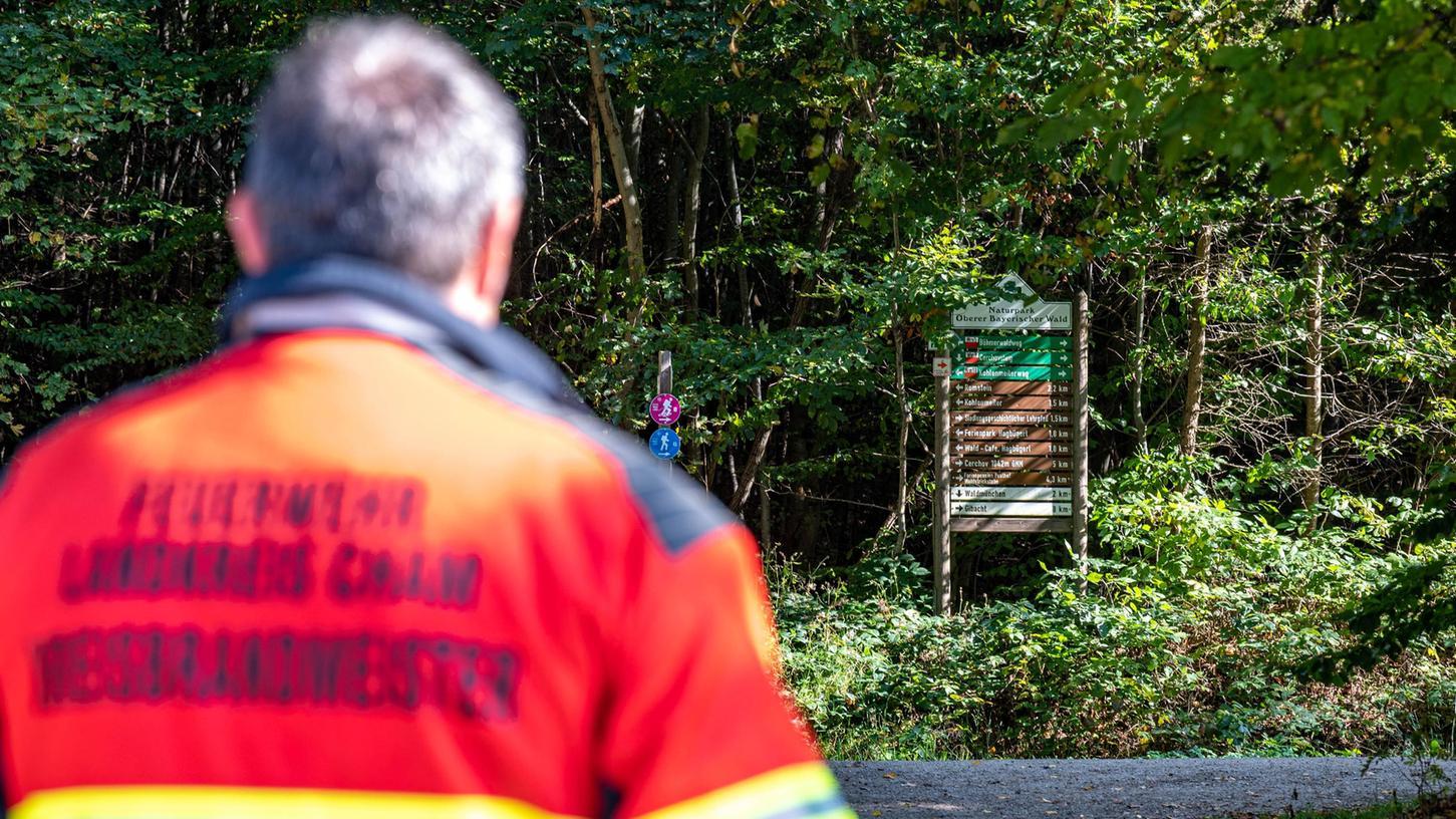 Bei einer Wanderung am tschechischen Berg Cerchov ist am 10.10.2021 ein achtjähriges Mädchen aus Berlin verschwunden.