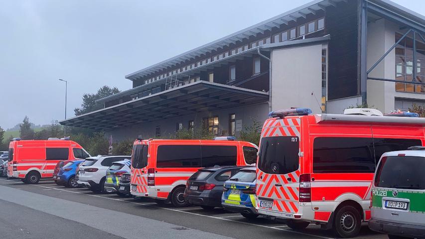 Ein achtjähriges Mädchen ist am Sonntag bei einer Wanderung an der bayerisch-tschechischen Grenze verschwunden.