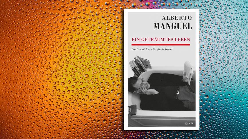 Ein Smartphone? Nein, danke. Alberto Manguel hat doch seine 40 000 Bücher, da steht alles Wichtige drin, mehr als man braucht! Die Bücher aber braucht der Büchermaniac, der bereits eine wunderbare