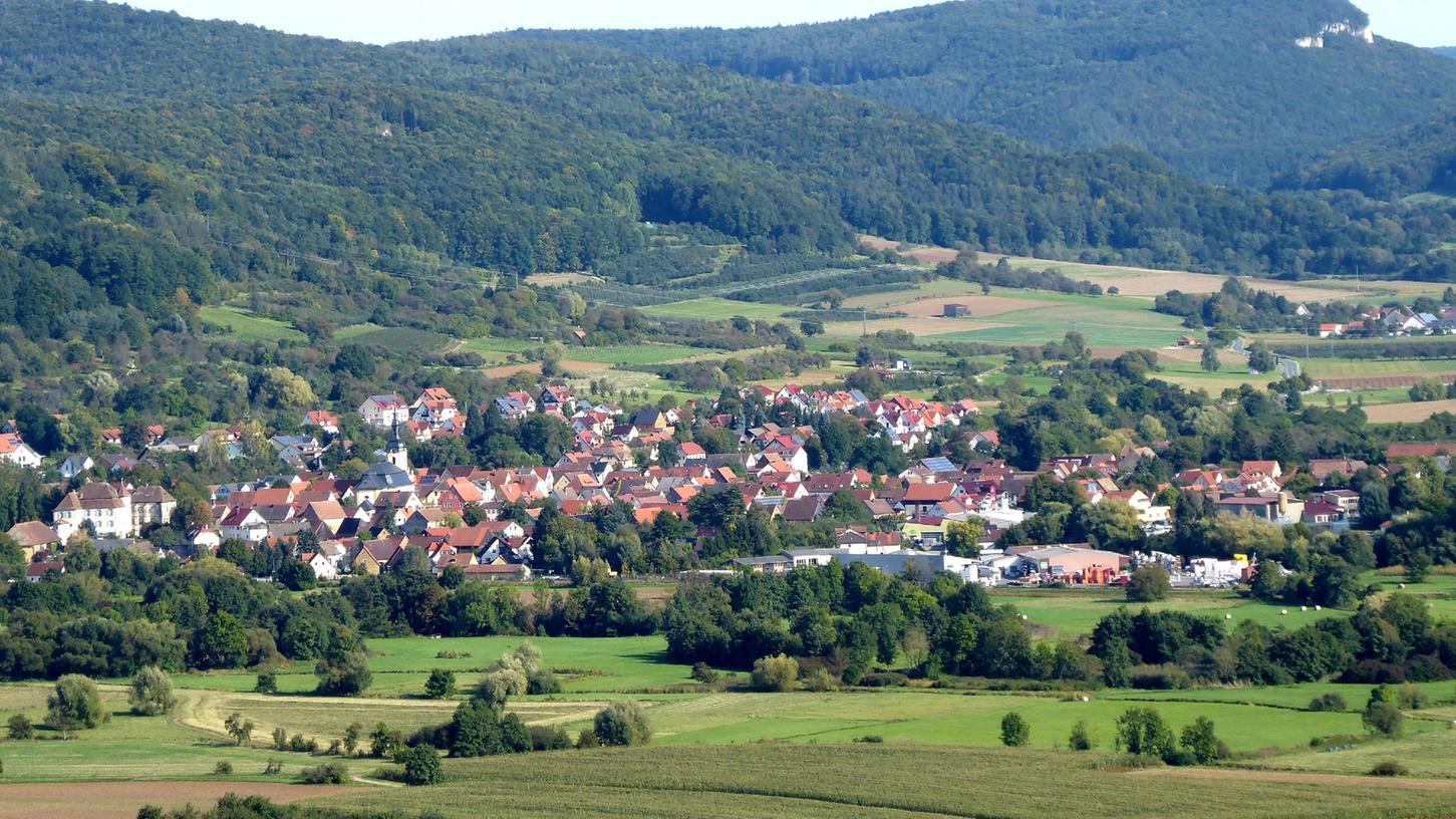 Pretzfeld liegt idyllisch im Tal der Wiesent. Und viele Jugendliche können sich vorstellen, dem Ort treu zu bleiben.