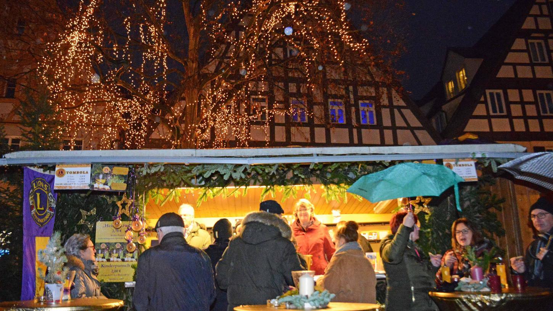 Der traditionelle Schwabacher Weihnachtsmarkt wird nicht stattfinden, aber die Stadt plant einen Ersatz.