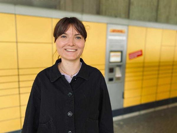Jasmin Derflinger ist die Sprecherin der Deutschen Post.