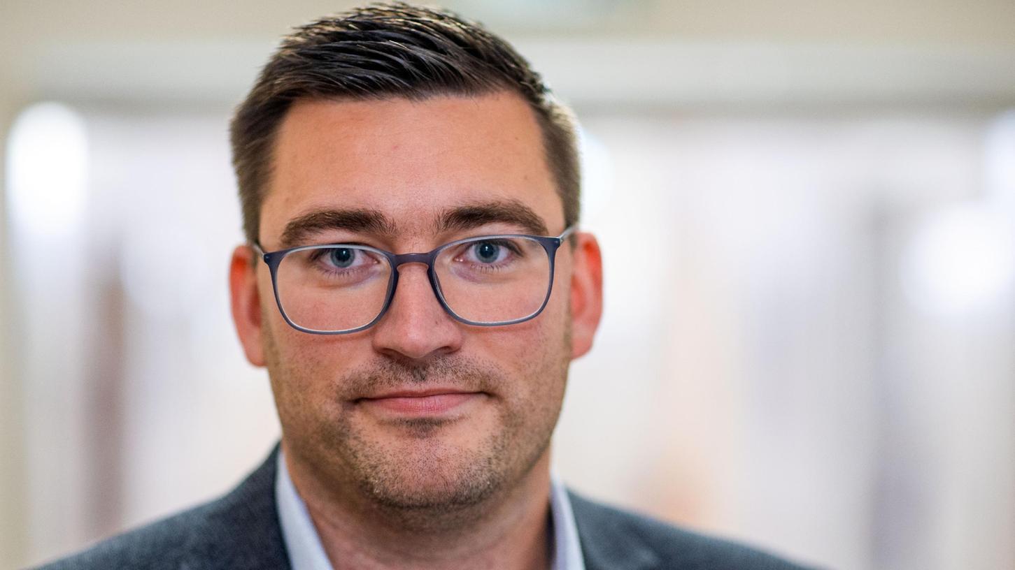 Franz-Robert Liskow, der neue Fraktionsvorsitzende der CDU im Landtag von Mecklenburg-Vorpommern, kündigte einen harten Oppositionskurs an.