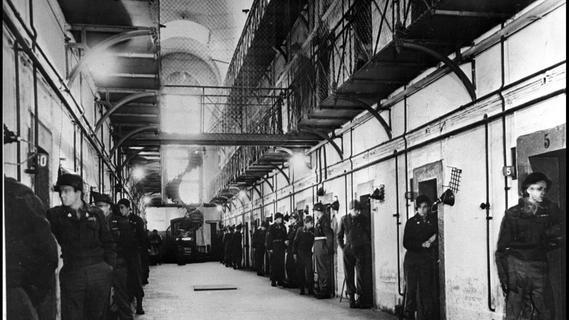 Pannen und letzte Worte: Als in Nürnberg zehn Nazi-Größen gehängt wurden
