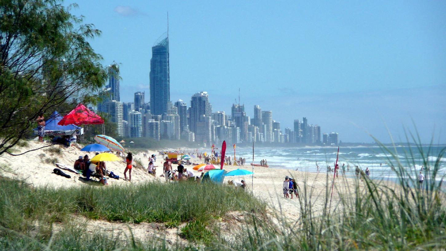 In Australiengelten noch mehrere Monate strenge Coronaregeln.