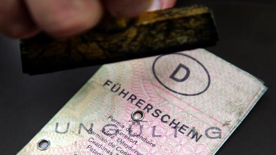 Fälschungssicher im Landkreis und in Schwabach unterwegs