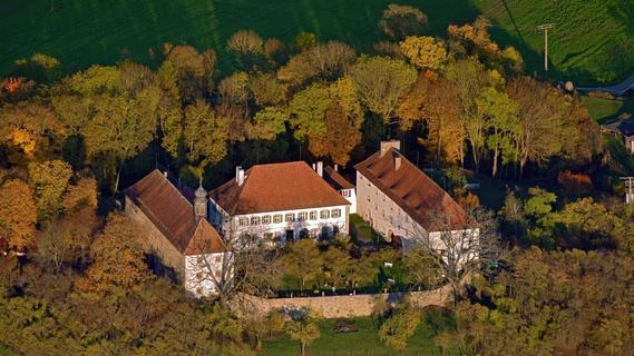 Kultur-Schloss in Franken: Verkauf ist abgewendet, Zukunft weiter ungewiss