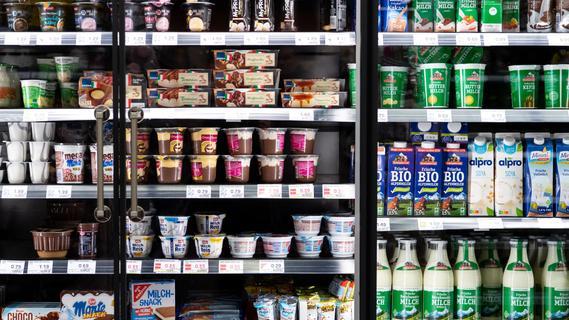 Wie Verbraucher beim Kauf von Milchprodukten getäuscht werden
