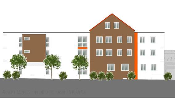 Das Gunzenhäuser Bezzelhaus wird zur Großbaustelle