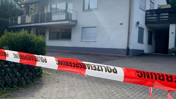 Vater und Tochter in Franken tot: 83-Jähriger nahm sich das Leben