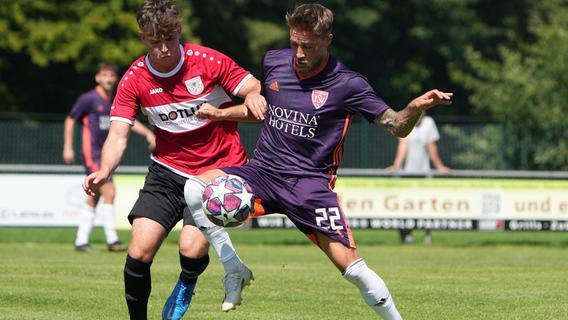 Der TSV 1860 Weißenburg erwartet den Tabellenführer aus Kornburg