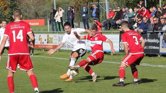 Klarer 5:0-Sieg für Spitzenreiter Kornburg beim TSV 1860 Weißenburg