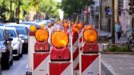 Umweltspur in der Nürnberger Straße? Die Stadt bremst