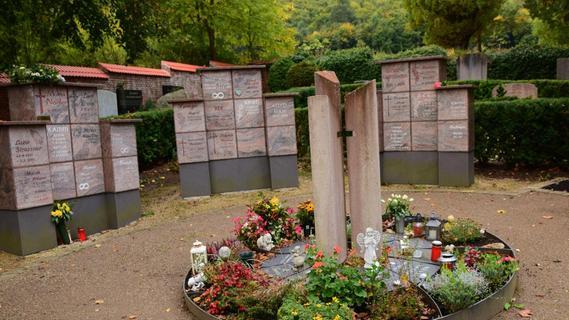 Treuchtlingen: Der Friedhof wird lichter