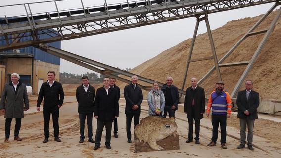 Neue Partnerschaften in Sandgruben und Steinbrüchen