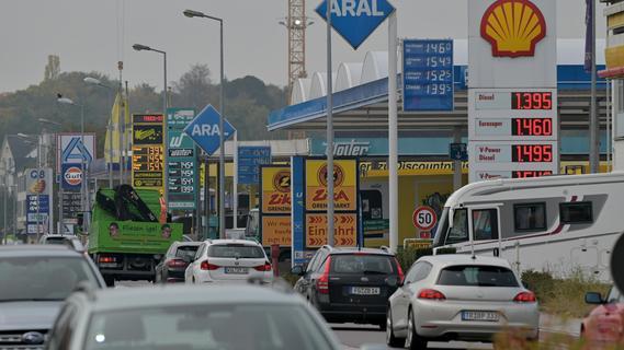ADAC: Dieselpreis auf Rekordhoch in Deutschland