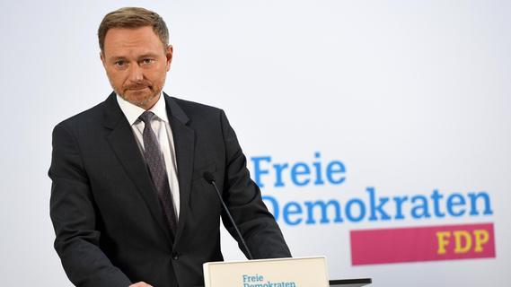 FDP sagt ja: Weg für Ampel-Koalitionsgespräche ist frei