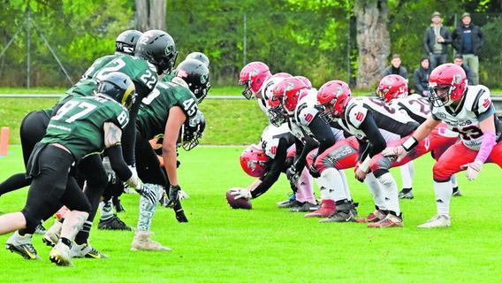American Football in Nürnberg: Hawks haben große Ziele
