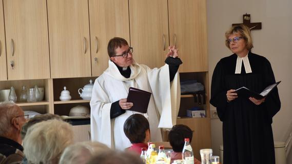 Tagespflege der Diakonie in Heroldsbach wurde offiziell eingeweiht
