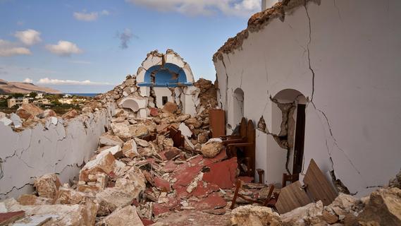 Hohe Aktivität: Erneut erschüttert starkes Beben beliebte Ferieninsel
