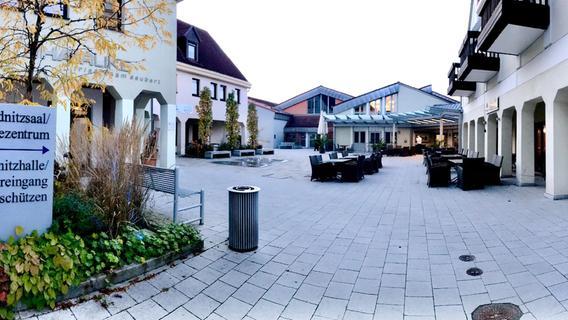 Zeltdach fürs Rednitzhembacher Gemeindezentrum